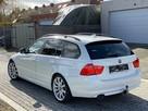 Luksusowe BMW serii 3 biała perła, skóry ecru, automat Piękna - 10