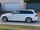 Luksusowe BMW serii 3 biała perła, skóry ecru, automat Piękna - 5