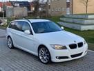 Luksusowe BMW serii 3 biała perła, skóry ecru, automat Piękna - 7