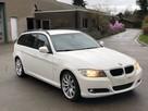 Luksusowe BMW serii 3 biała perła, skóry ecru, automat Piękna - 11