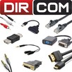 Adaptery przejściówki kable