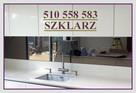 SZKLARZ lustro na wymiar KABINY lacobel panele do kuchni - 1