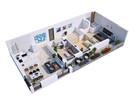 Rzuty mieszkań 3D, wnętrza, domy 3D