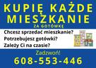 Kupię mieszkanie w Gdańsku lub Sopocie. Może być do remontu.