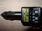 Tester akumulatora i ładowania alternatora - 2