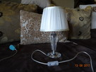 Lampa stołowa CRYSTAL 33 cm. - 2
