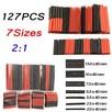 Koszulki termokurczliwe 127 sztuk kolorowe - 3