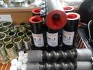 Stator + rotor D6-3 poliuretan / stojan / szneka / zaciskowa