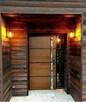 Drzwi drewniane zewnętrzne program CZYSTE POWIETRZE