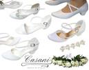 Komunijne buty dla dziewczynki produkujemy na miarę CASANI - 3