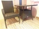 Sprzedam okrągły stół z krzesłami