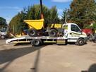 Usługi transportowe AUTOLAWETA Pomoc drogowa - 4