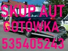 SKUP AUT GDAŃSK 535405243 KASACJA AUT KOWALE PRUSZCZ GD.
