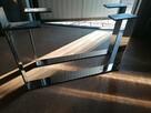 Podstawa do ław, stołów stal nierdzewna