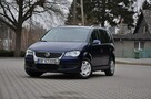 Volkswagen Touran 1,6 MPI 102KM Lift 7 Foteli Klimatronik Alufelgi 1 Wł. Serwis z DE !!