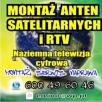 Montaż anten satelitarnych Jarosław i Naziemnej Cyfrowej DVB Radymno
