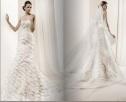 Suknia szyta na wzór La Sposa Dante (Model 2011) - 3