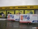 Outdoor, Billboard, tabica reklamow, Reklama wielkoformatowa Kielce