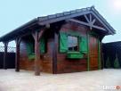 Domek drewniany Asia, ogrodowy, letniskowy, altany