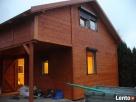 dom z drewna, całoroczny, szkieletowy, letniskowy - 3