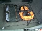 Siatka mocująca bagaż - karabińczyk