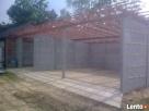 Montaż ogrodzeń- betonowych,metalowych,siatki, wiaty - 1