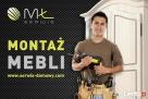 Montaż Mebli IKEA BRW BODZIO z paczki Warszawa Piaseczno
