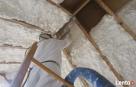 Izolacja natryskowa,ocieplenia poddaszy pianką poliuretanową Bełchatów