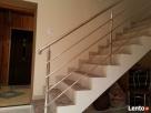 Balustrady, balkony, poręcze ze stali nierdzewnej - 1