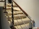 Balustrady, balkony, poręcze ze stali nierdzewnej - 8
