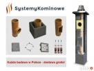 Komin ceramiczny systemowy Standardowy Warszawa