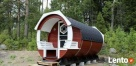 Beczka camping, domek letniskowy, sauna NA RATY Warszawa