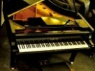 Fortepian Yamaha model G2, długość 173cm