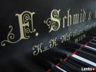 Wiedeński Fortepian F. Schmid & Kunz, długość 165cm - 3