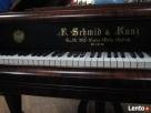 Wiedeński Fortepian F. Schmid & Kunz, długość 165cm - 1