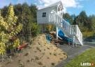 Drewniany domek dla dzieci, plac zabaw - BabaJaga - 2