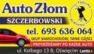 Auto Złom Śląsk Małopolska złomowanie, szrot, skup aut Bieruń