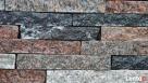Kamień elewacyjny granitowy granit mozaika elewacyjna Przemyśl