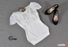 Bluzka elegancka ekrii roz38 - 1