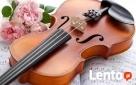 skrzypce na ślub, oprawa muzyczna, skrzypaczka Siemiatycze