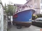Motorówka kabinowa ,mały statek Szczecin