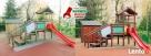 Malowanie, naprawy ławek parkowych, na placu zabaw - 3