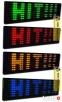 Wyświetlacz led, reklama led, tablica led 25x100cm - TANIO - 2