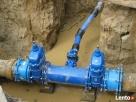 Przyłącze przyłącz instalacje wod-kan, gaz, co, gaz,  Zakliczyn