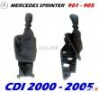 lewarek dźwignia zmiany biegów Mercedes Sprinter CDI 00-05 - 1