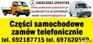 lewarek dźwignia zmiany biegów Mercedes Sprinter CDI 00-05 - 7