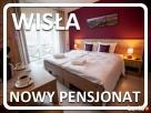 Noclegi w Wiśle, nowe pokoje 2 osobowe Wisła HIT! Wisła