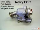 Zawór spalin EGR Ducato Boxer Jumper 3.0 HDI Daily 3.0 HPT Bydgoszcz