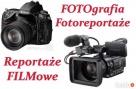 Studio fotografii i reportażu filmowego oferuje następujące Mińsk Mazowiecki