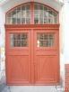 Renowacja drzwi-bram wejściowych oraz schodów. - 1